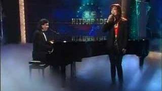 Andrea Bocelli & Judy Weiss - Vivo per lei (very rare video)