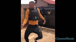 🔥Latest Amapiano Dance Moves | 😊Umdavazo Must watch🔥