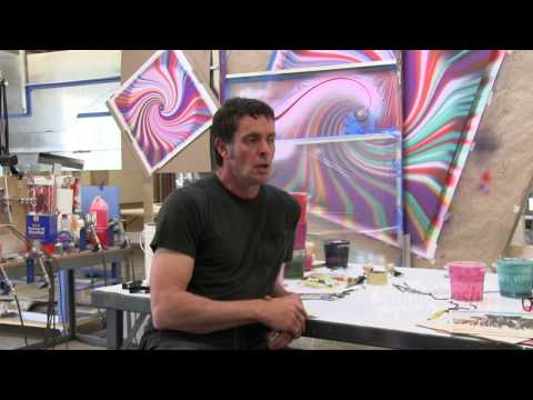 Part 1: Interview with Tim Bavington, artist, Las Vegas, 1 April 2013