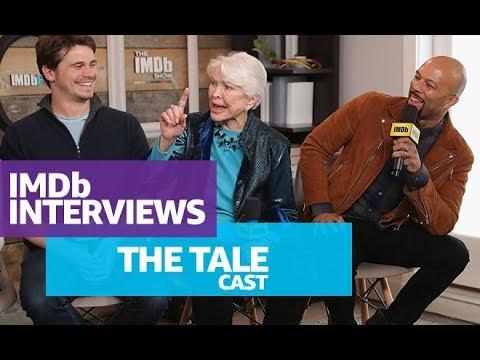 With 'The Tale' Cast Ellen Burstyn, Jason Ritter, Common & More  SUNDANCE 2018