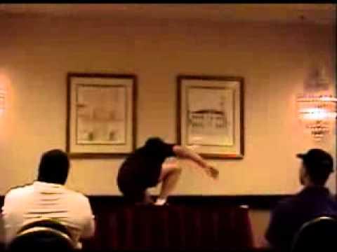 Jump stretch dick hartzell