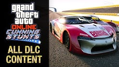 GTA Online - Cunning Stunts [All DLC Contents]