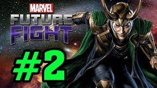 Marvel Future Fight - Siêu Anh Hùng Marvel - THẦN XẢO QUYỆT LOKI #2