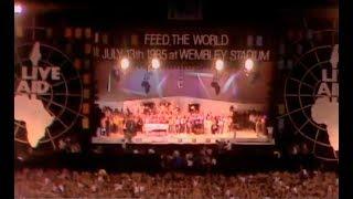 Día Mundial del Rock: 32 años del festival que reunió a más de 40 rockeros
