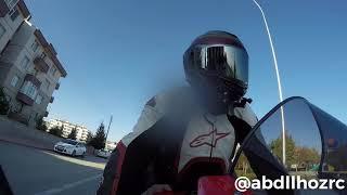 Gambar cover Honda Cbr 1000RR ile Takipçilerimden Birini Okulundan Almaya Gittim