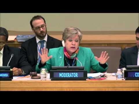 Implementing the Post-2015 - High Level CSO Event of UN Sustainable Development Summit