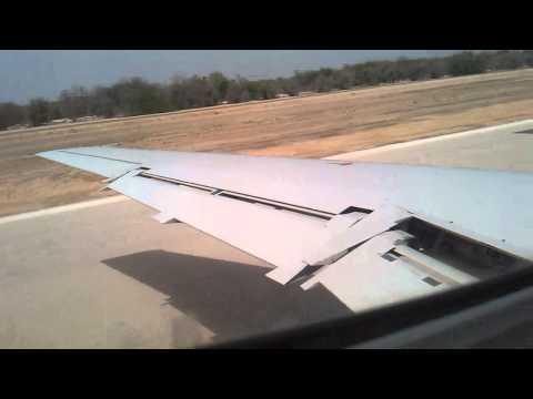 Rotana Jet take-off part 1