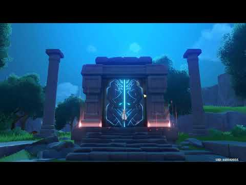 Genshin Impact Cecilia Garden Hidden Mysterious Seelie Location Youtube