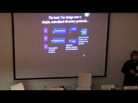 SOURCE Barcelona 2010: Anonymity, Privacy, and Circumvention with Tor in the Real World