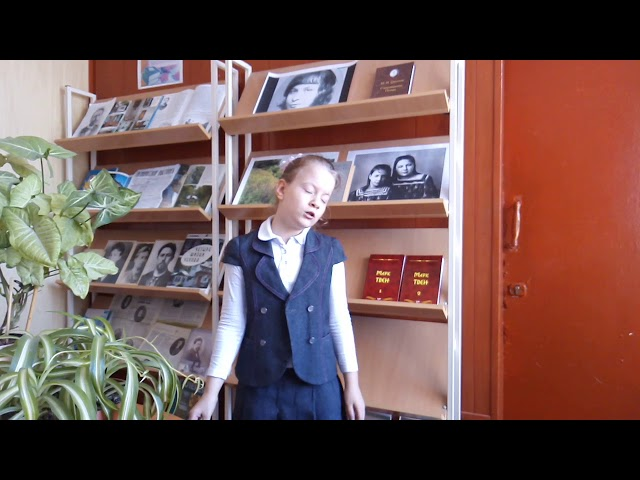 Изображение предпросмотра прочтения – ВикторияШередеко читает произведение «Книги в красном переплете» М.И.Цветаевой