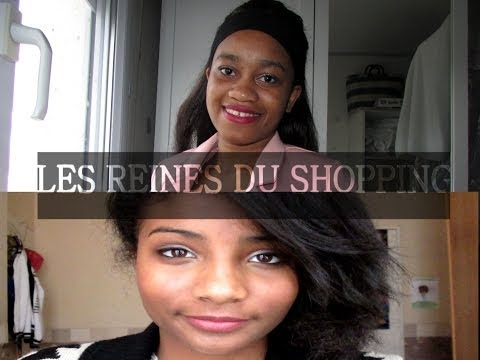 reine du shopping speed dating