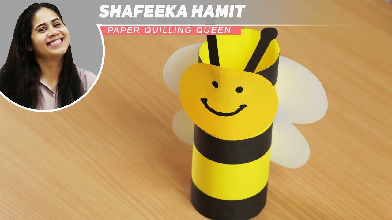 bee craft ideas handmade bumble bee paper craft toys for 1115