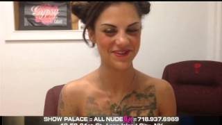 Bonnie Rotten YOU MISSED IT! at SHOW PALACE NY