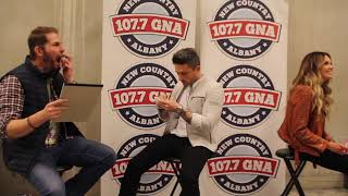 Carly Pearce & Michael Ray Take a Relationship Quiz