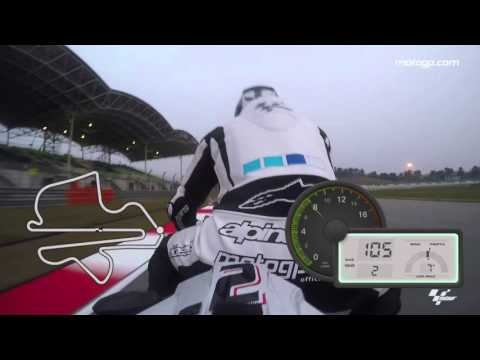 GoPro™ OnBoard lap of the Sepang International Circuit