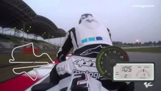GoPro™ OnBoard lap of the Sepang International Circuit