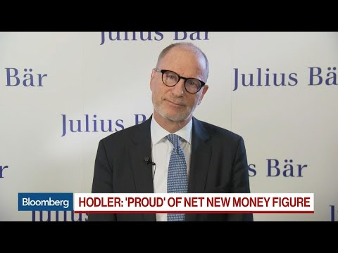We're 'Proud' of Net New Money Figure, Says Julius Baer CEO
