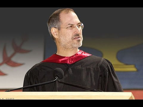 3 Lessons from Steve Jobs  (Key Points from Stanford '05 Speech)