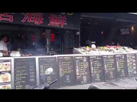 Beach Road Chaweng – Thai Seafood Restaurants – Koh Samui