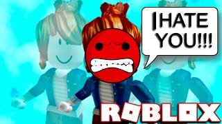 HOW TO MAKE A BACON GIRL MAD IN ROBLOX