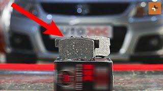 VW Kézifék kötél kiszerelése - video útmutató