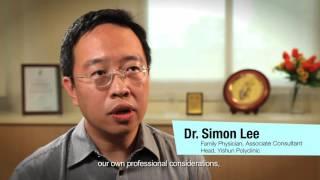 Yishun Polyclinic milestone video