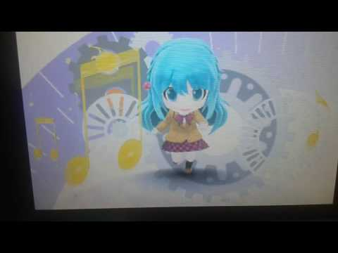 Hatsune Miku project mirai DX - 私の時間 (Watashi no jikan) w/ Sugar*soldier costume.