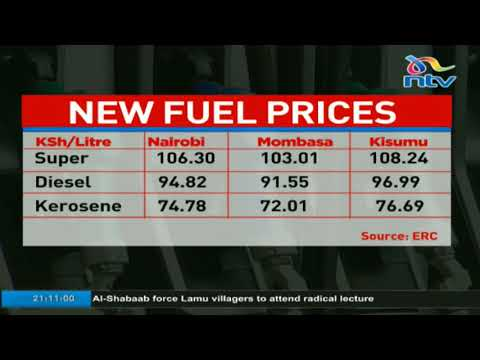 Fuel cost in sharp rise as ERC announces new prices