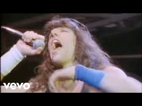 Anthrax - I'm The Man (Official Video)