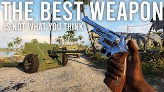 The best weapon in Battlefield 5 is not what you think