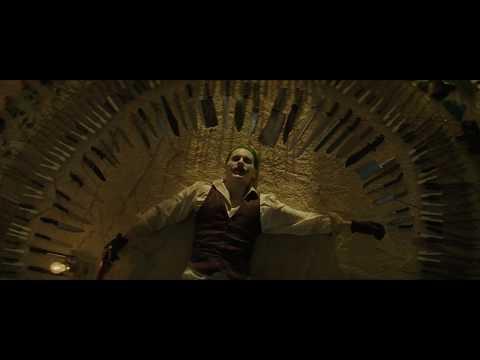 Suicide Squad - The Joker laugh scene