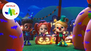 'Hello Halloween' Song for Kids ???? Netflix Jr Jams