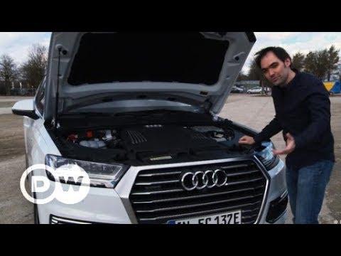 Elektro-Schlachtschiff: Audi Q7 e-tron | DW Deutsch