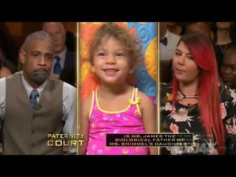 Paternity Court 02.07.2020 -- James Vs Shimmel Full Episode -- Lauren Lake's Paternity