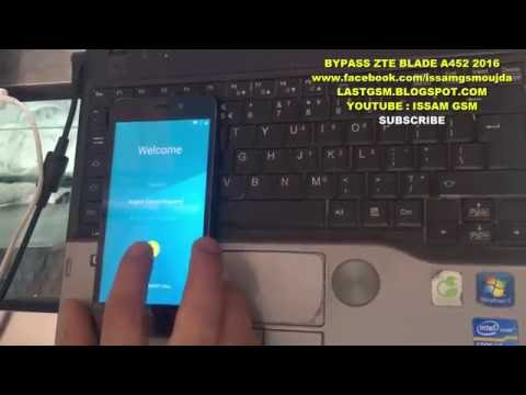 zte maven 2 google bypass and