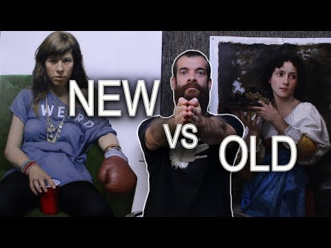 Contemporary VS Classical. Compare and Contrast the Two. Cesar Santos vlog 029