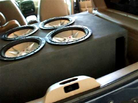My New Power Acoustik Bamf 5500/1 - YouTube