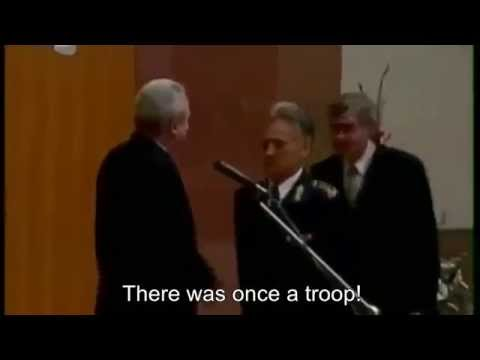 Army Music of FR Yugoslavia #13 - Troop!