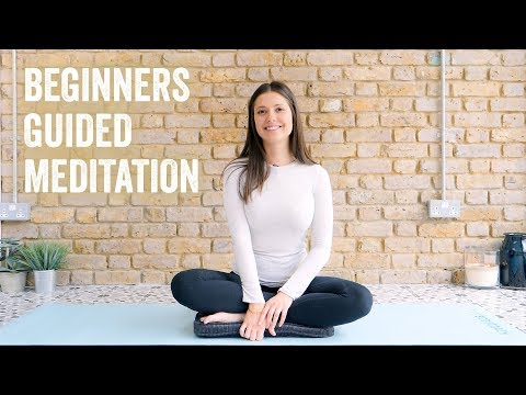 10 Minute Relaxing Guided Meditation for Beginners | The Body Coach