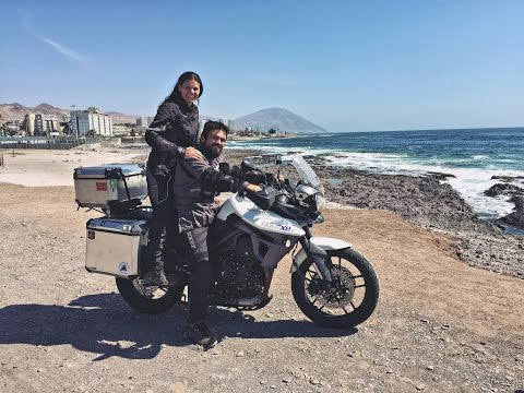 Viagem de Moto - Brasil, Argentina, Chile