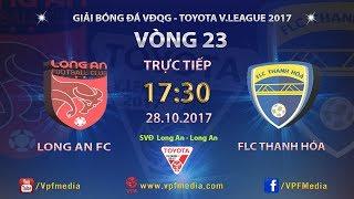 Dong Tam Long An vs LS Thanh Hoa full match