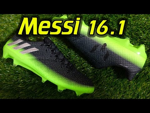 Adidas Messi 16.1 (Space Dust) - Review + On Feet
