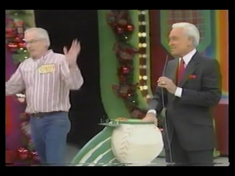 The Price is Right   (Christmas Eve 1996)