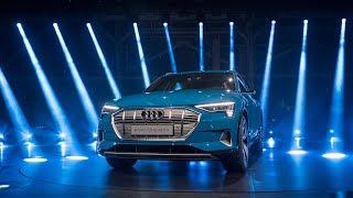 Audi unveils the eTron with an eye on Tesla thumbnail