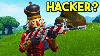 Kill Me A Fortnite Hacker And Win the Game
