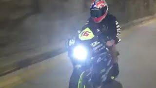 Test Drive & Sound Crazy Yamaha R6 Knalpot Austin Racing