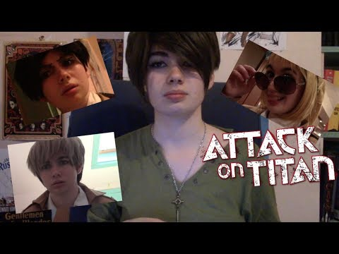 Code Names (Attack on Titan Cosplay Skit) - YouTube