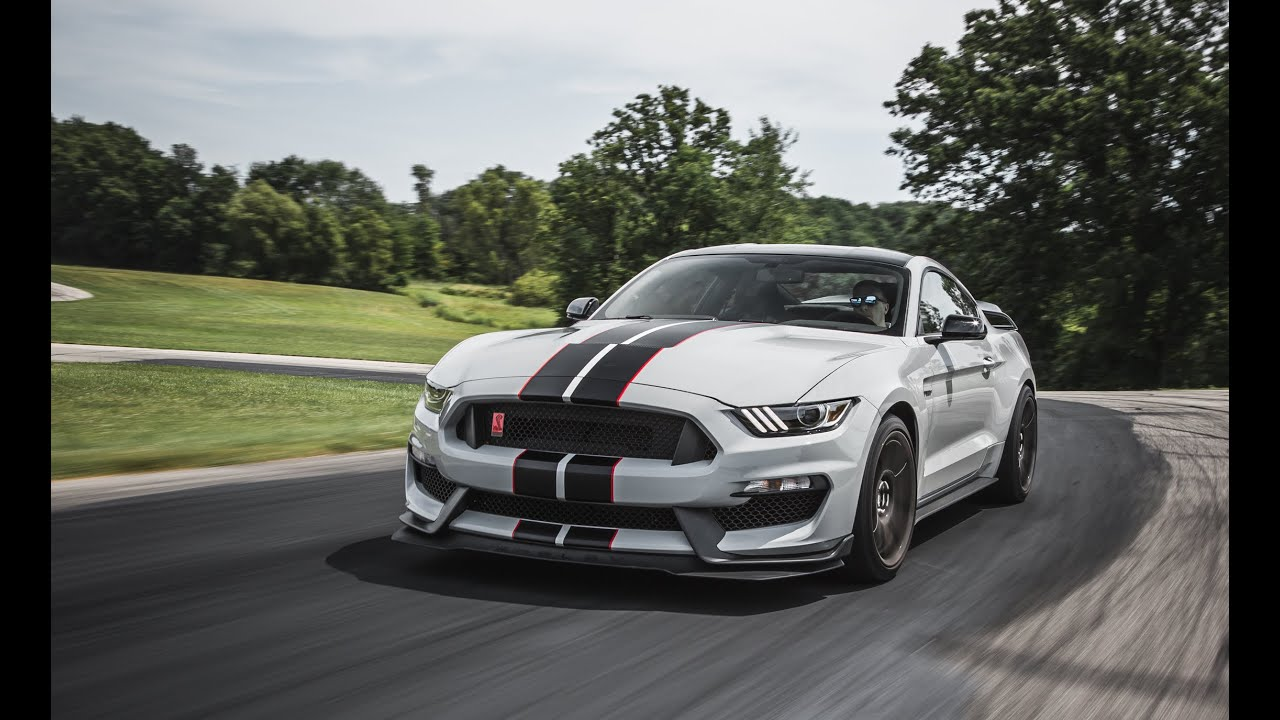 Ford mustang shelby gt350 gt350r