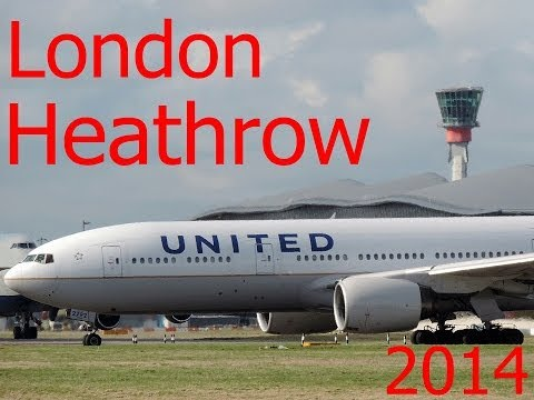 London Heathrow 2014 - by IBKspotting