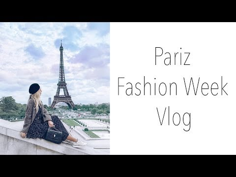 Paris Fashion Week Vlog 2017